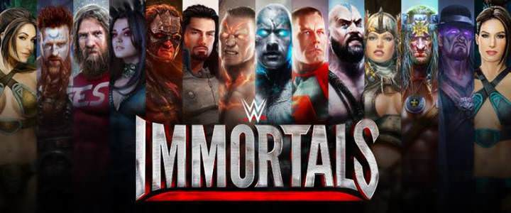 WWE Immortals Hack Tool