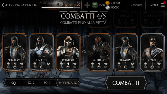 Mortal Kombat X Hack