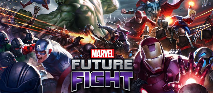 Marvel Future Fight Hack Tool on IOS/Android