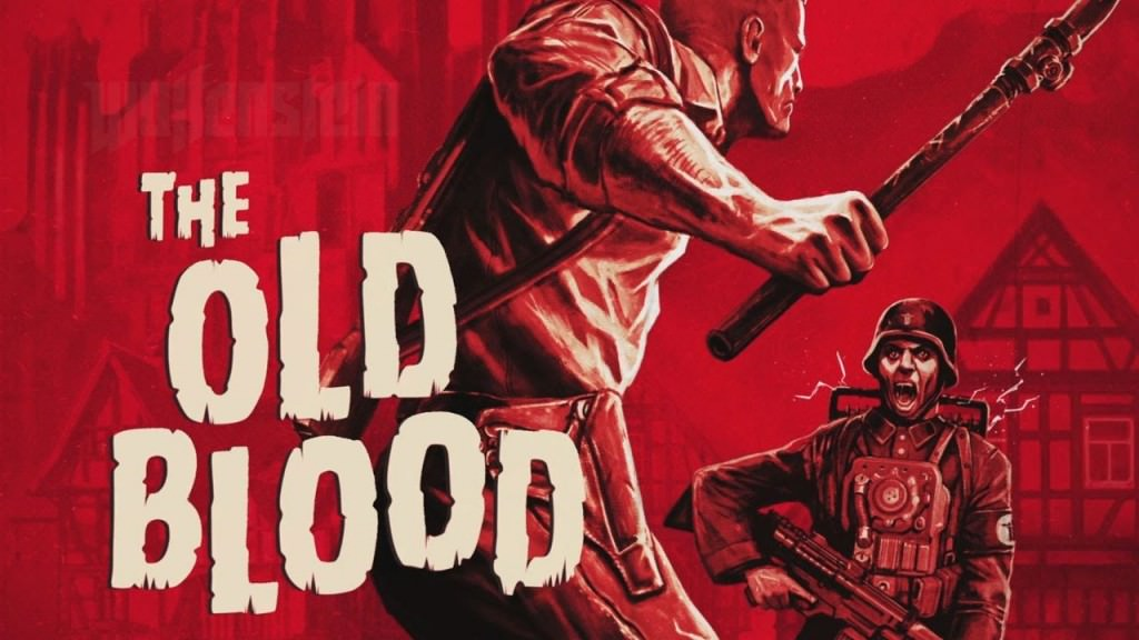 Wolfenstein Old Blood Redeem Code Download