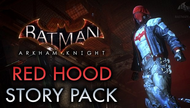 Batman Arkham Knight Red Hood Story Pack DLC Codes