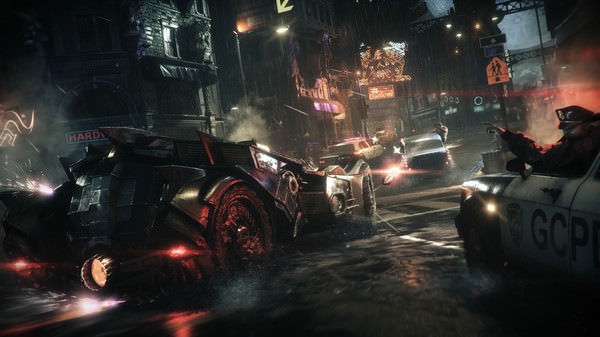 Batman Arkham Knight Season Pass DLC Codes Generator Gaming Screenshot