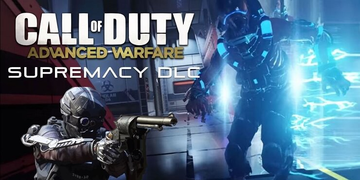 Call of Duty Advanced Warfare Supremacy DLC Codes