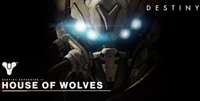 Destiny The House of Wolves DLC Code Generator