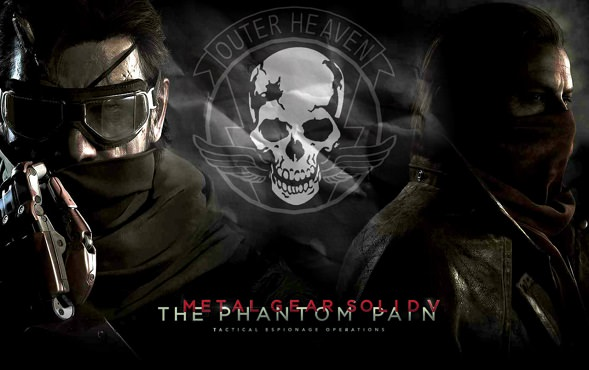 Metal Gear Solid V The Phantom Pain Redeem Code Generator