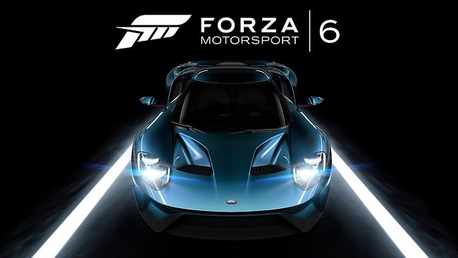 Forza Motorsport 6 Redeem Code for Xbox ONE