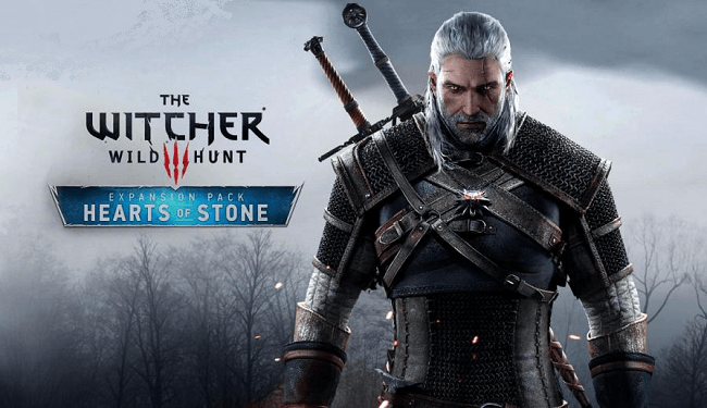 The Witcher 3 Hearts of Stone DLC Code