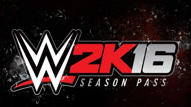 WWE 2K16 Season Pass Code