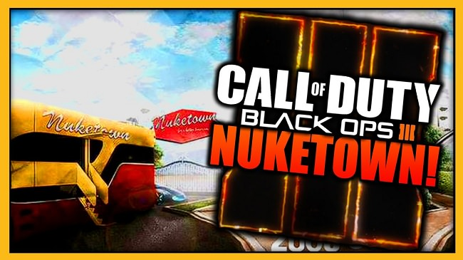Call of Duty Black OPS 3 Nuketown Map Pack DLC Codes Generator