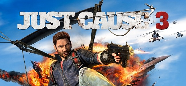 Just Cause 3 Redeem Code Generator