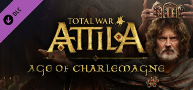 Total War Attila Age of Charlemagne DLC Codes Generator